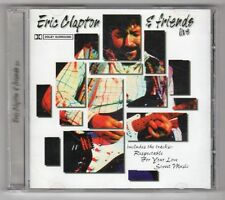 (GY799) Eric Clapton & Friends, Live - CD