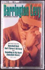 Barrington Levy – Turning Point LP CASSETTE PROFILE REGGAE SEALED OOP