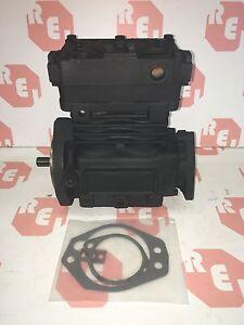 Bendix TF-550 Air Compressor 5011016 Caterpillar 3116, 3126, C7 Acert, C9 Acert