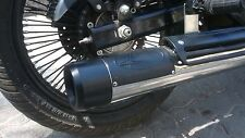 royal bikes classic stand cobra CANNON  performance exhaust silencer