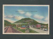 Pinnacle Mountain Arkansas U.S.A.,Cumberland, old Tichnor  postcard,    st91
