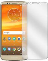 Schutzfolie für Motorola Moto E5 Display Folie klar Displayschutzfolie
