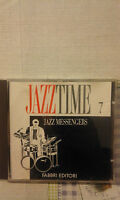 JAZZ TIME 7 - JAZZ MESSENGERS - (FABBRI EDITORI) - CD