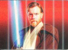 Star Wars Evolution 2016 Lenticular Morph Chase Card 8 Obi-Wan Kenobi