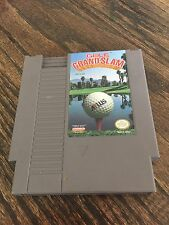 Golf Grand Slam Nintendo NES Game Cart NE1