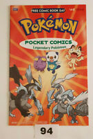 Pokemon FCBD #1 VF/NM 1st Print Viz Media 2016