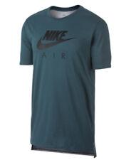 Nike Jade Green Mens Sportswear Air Max 95 T- Ice Crew Neck T-shirt - Small