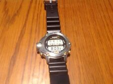 CASIO Log Memory Dive Watch Model: DEP-600 Wristwatch