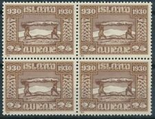 Iceland Scott 158 in Block of 4 MNH.