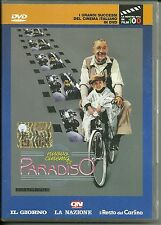 DVD Nuovo cinema Paradiso