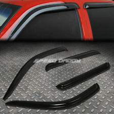 FOR 98-03 DURANGO/SXT/RT SMOKE TINT WINDOW VISOR/WIND DEFLECTOR VENT RAIN GUARD