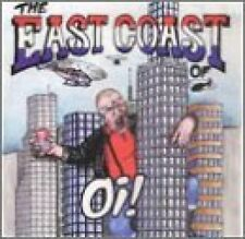 East Coast of Oi! Wretched Ones, Steel Toe Solution, Cuffs, 239 Scams, He.. [CD]