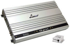 NEW Lanzar OPTI4000D Optidrive 4000 Watt Mono Block Digital Amplifier
