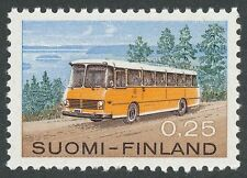 Finland 1971 MNH - Post Office Bus Auto Volvo