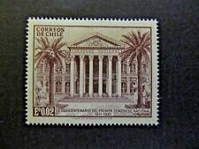 1961- CHILE - CHAMBER OF DIPUTIES - SCOTT 339 A164 2C