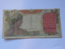 French Indochina Cent Piastres 1951 (See Photos)