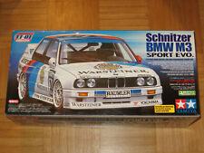 Tamiya SCHNITZER BMW M3 SPORT EVO Nr. 58323  NEU NIB