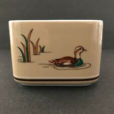 Vintage Wood Ducks by Andre Richard Bathroom Accessories Cup Toothbrush Holder
