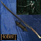 The Hobbit Lord of Rivendell Elrond hadhafang sword & display Sword Stand