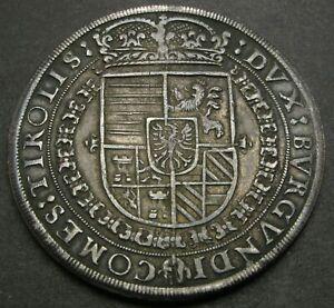 TYROL (Austria) Thaler ND(1577-95) - Silver - Ferdinand II. - 1640