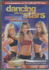 Dancing with the Stars: Ballroom Buns  Abs (DVD, 2010) new