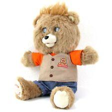 Teddy Ruxpin Bear Plush Animatronic Original Storytelling Friend 2017 Bluetooth