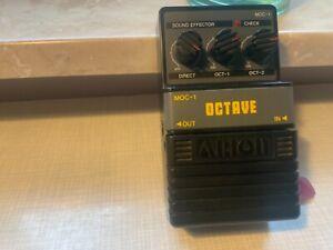 Arion MOC-1 Octave, Octaver, Vintage, Made in Japan