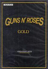 GUNS N ROSES GOLD  ALL REGION  NEW DVD