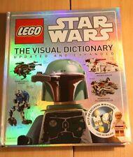 Lego Star Wars the visual Diccionario Actualizado Nuevo Exclusivo Luke Mini Figura