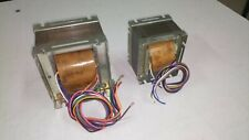 Power and Output transformer set for Hiwatt DR201 - 200W ( push pull 4 x KT88)