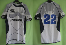 Maillot Rugby Castres Olympique Blanc Porté #22 Canterbury Vintage jersey - XL