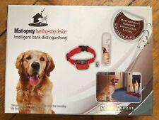 Neu - Anti Bell Spray-Halsband - Erziehungshalsband für mittlere bis große Hunde