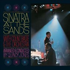 Sinatra at the Sands by Count Basie Orchestra/Frank Sinatra (CD, Apr-2014, Unive
