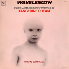 Wavelength cd unsealed oop varese sarabande Tangerine dream