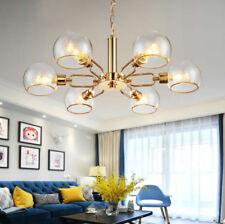 LED Glass Ceiling Light bedroom Living Room Restaurant Light Fixtures Lamps