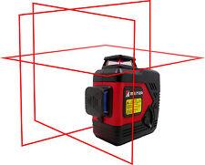 Beiter Tech. BART-3D Red Laser Level, Tri-Plane Red Line Laser Level