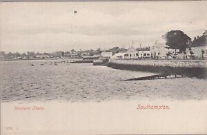 PPC Southampton Western Shore c1905 Hampshire