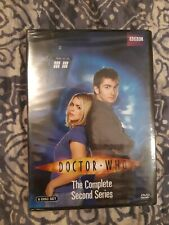 Doctor Who Dvd set- The Complete (Second)2nd Series Bbc Tv (Region A)*new*