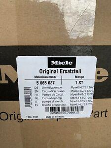 Miele Dishwasher Circulation Pump 5065037 Wash Motor 100% Genuine Part