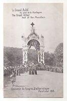 Le Grand Autel, The Great Altar, Congres Eucharistique Montreal 1910 Postcard