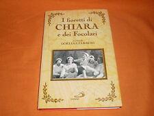 doriana zamboni i fioretti di chiara e dei focolari cart. sovracoperta 2002
