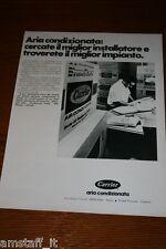 AN4=1972=CARRIER ARIA CONDIZIONATA=PUBBLICITA'=ADVERTISING=WERBUNG=