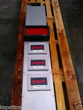 New listing 3 Toledo Mettler Tank Load Cell digital readout displays, Model #8823