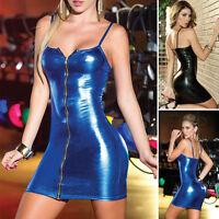 Sexy Women's Bandage Bodycon Dress Evening Cocktail Party Bodysuit Clubwear MINI