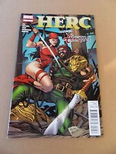 Herc 10. Elektra App / Final Issue -  Marvel 2012 -  VF / NM