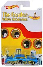 "HOT WHEELS BEATLES YELLOW SUBMARINE ""FISH'D N CHIP'D"" FREE SHIPPING"