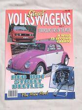 VW Street Volkswagens No1 Magazine Beetle Bug Volkswagen Manx Golf