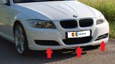 BMW NEW 3 Series E90 E91 08-11 LCI GENUINE FRONT BUMPER LOWER GRILL SET OF THREE