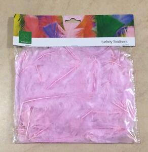 Turkey Feathers - Orchid Pink 10gms Dreamcatchers Crafts AUSSIE SELLER