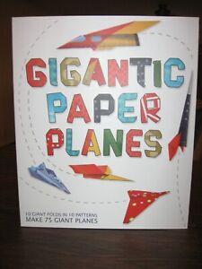 Sterling Inovations - Gigantic Paper Planes